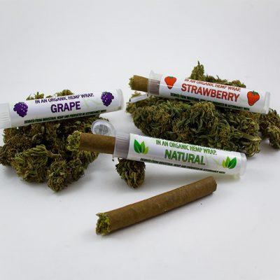 CBD Hemp Cigarettes