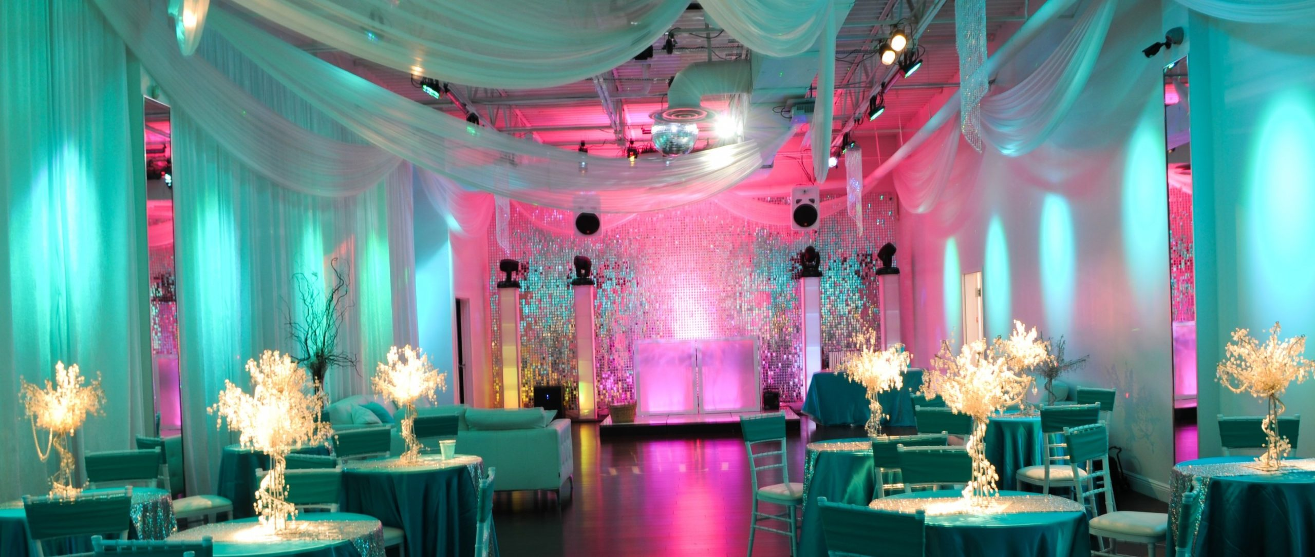 How to find out a good party space for your celebration?