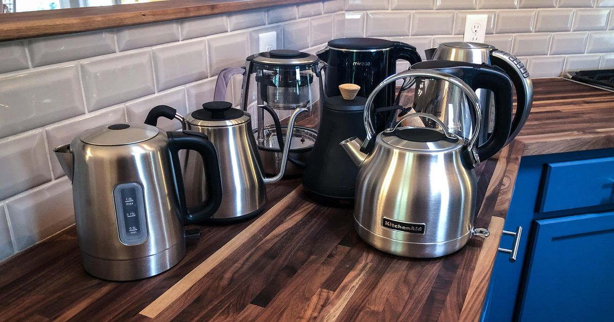 Value of Owning an Electric Tea Kettle Kitchen Appliance