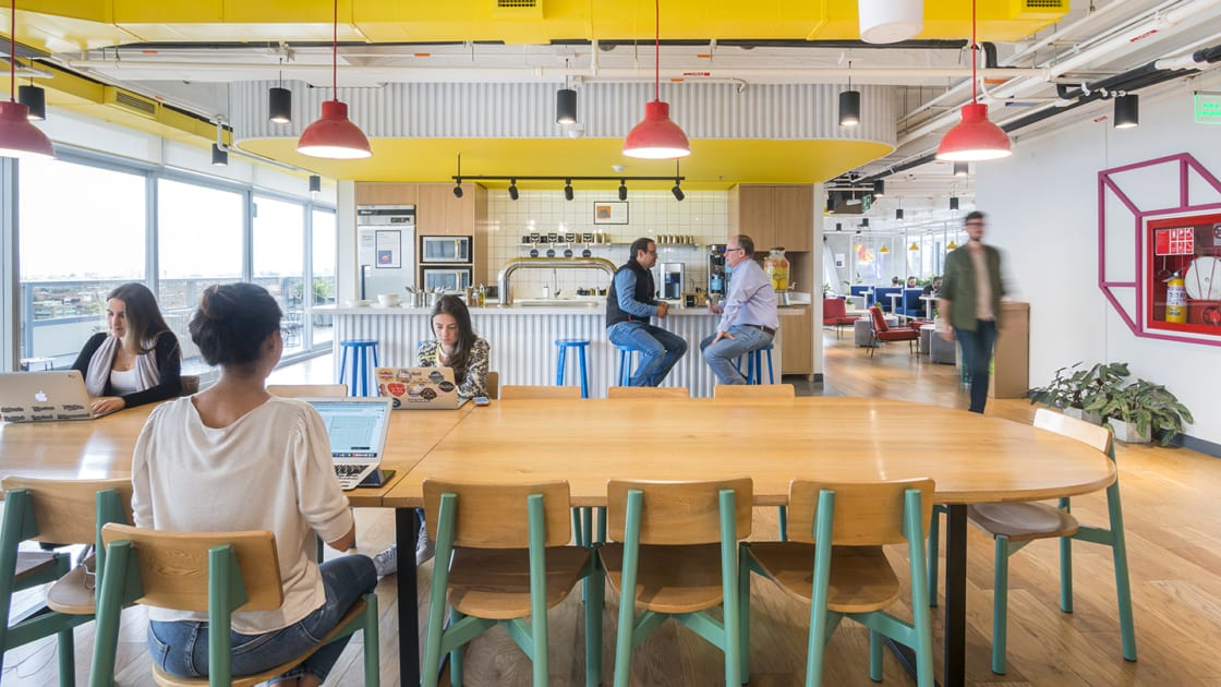 Coworking space – Creates the best working environment